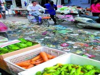 菜市场烂菜垃圾如何处理